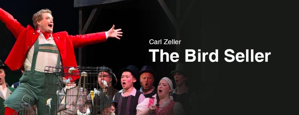 THE BIRD SELLER Comes to Estonian National Opera 3/24 - 5/4!