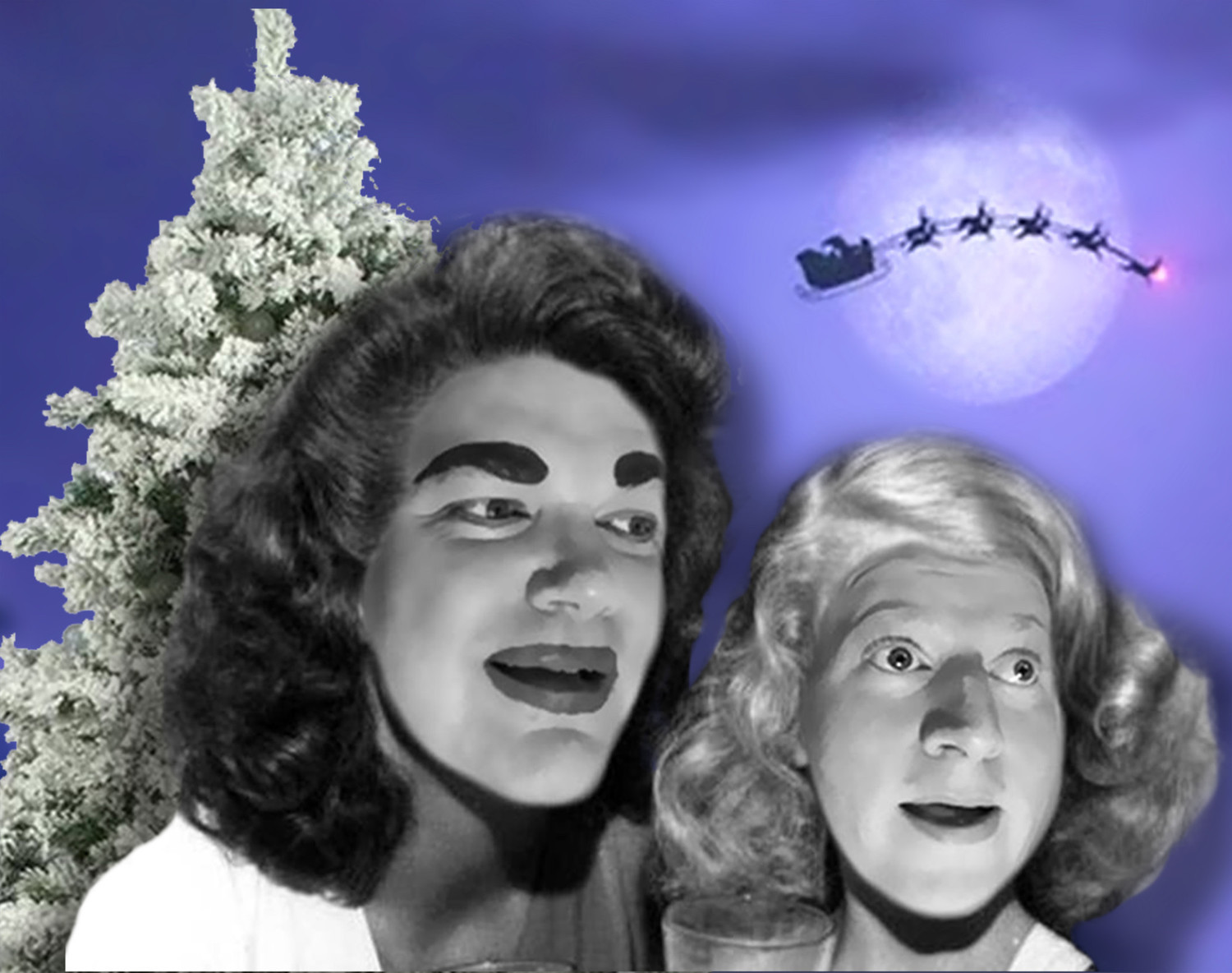 BWW Interview: Joe Bailey & Brandy Joe Plambeck of MERRY CHRISTMAS TO EVERYONE! (EXCEPT CHRISTINA) at The Ringwald Theatre