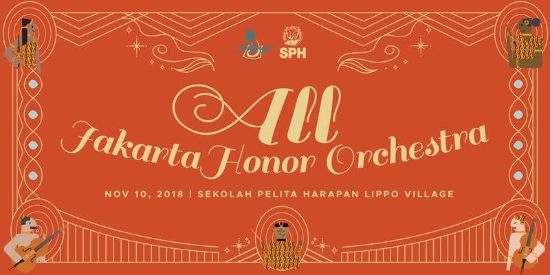 ALL JAKARTA HONOR ORCHESTRA Comes To Sekolah Pelita Harapan Lippo Village This Season