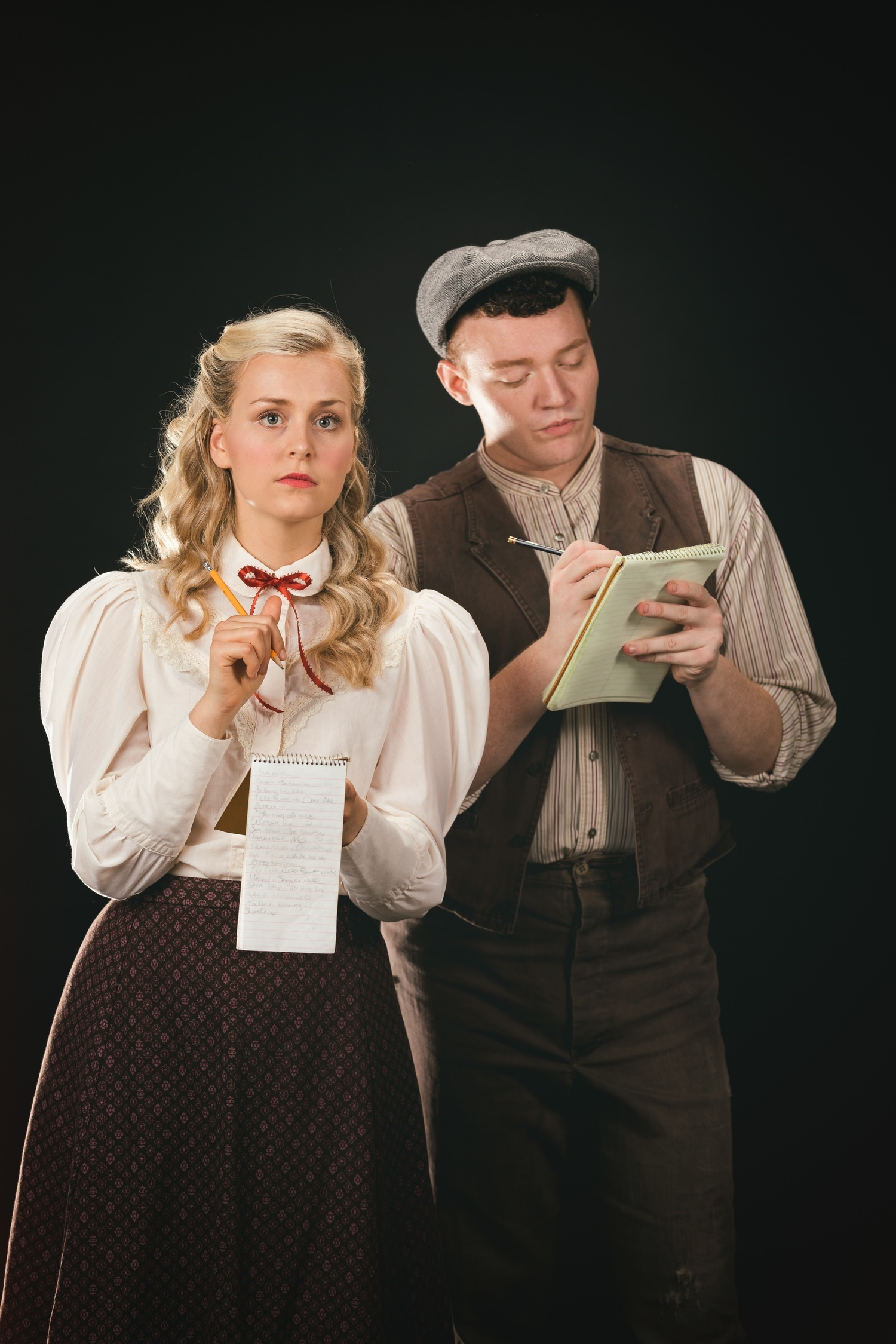 BWW Review: Earthbound NEWSIES Charms With Punk Hero and Youthful Fervor