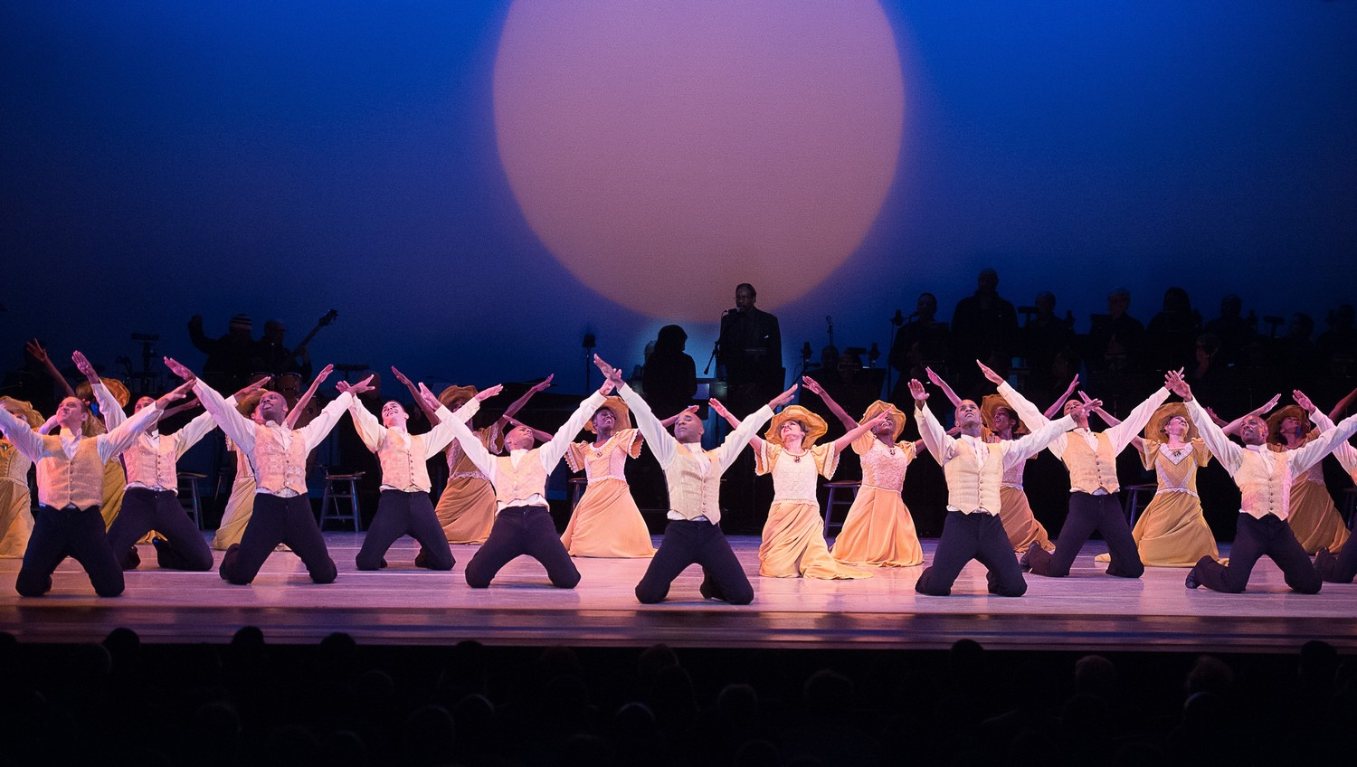 BWW Review: ALVIN AILEY AMERICAN DANCE THEATER 2017 Season at New York City Center