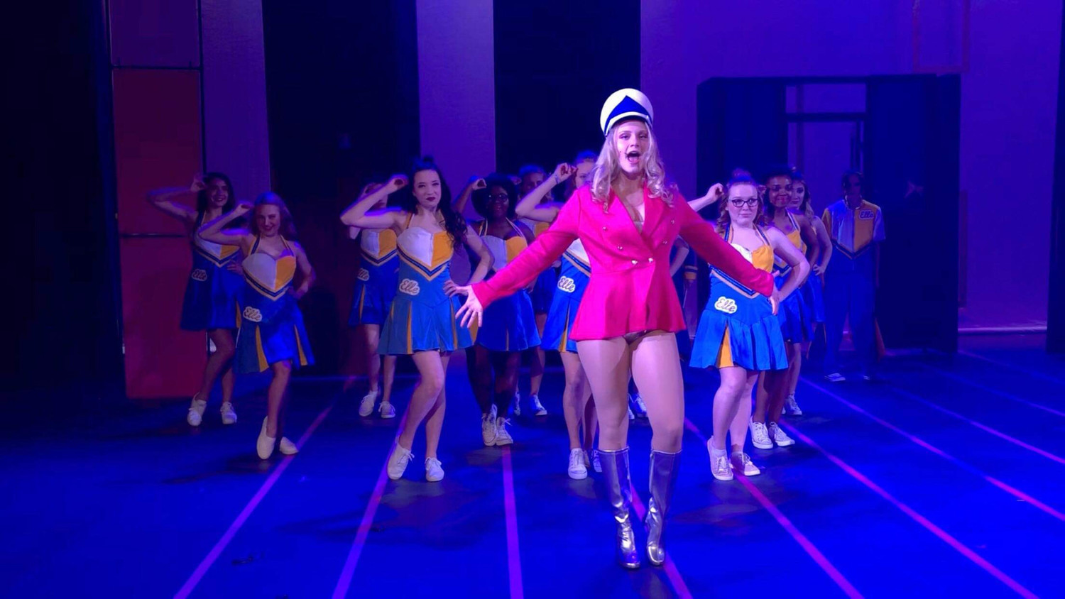 BWW Review: LEGALLY BLONDE at Oak Grove Theatre Arts
