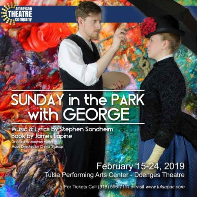 BWW Review: SUNDAY IN THE PARK WITH GEORGE at American Theatre Company