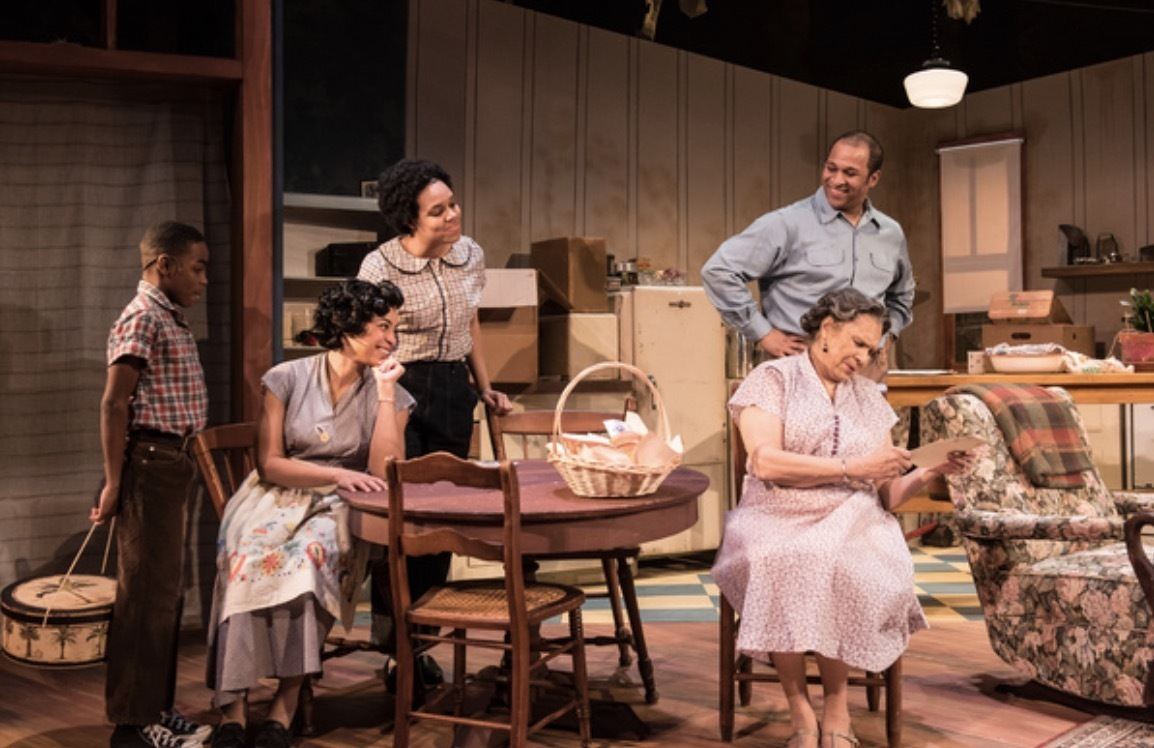 Review Roundup: A RAISIN IN THE SUN at Virginia Rep