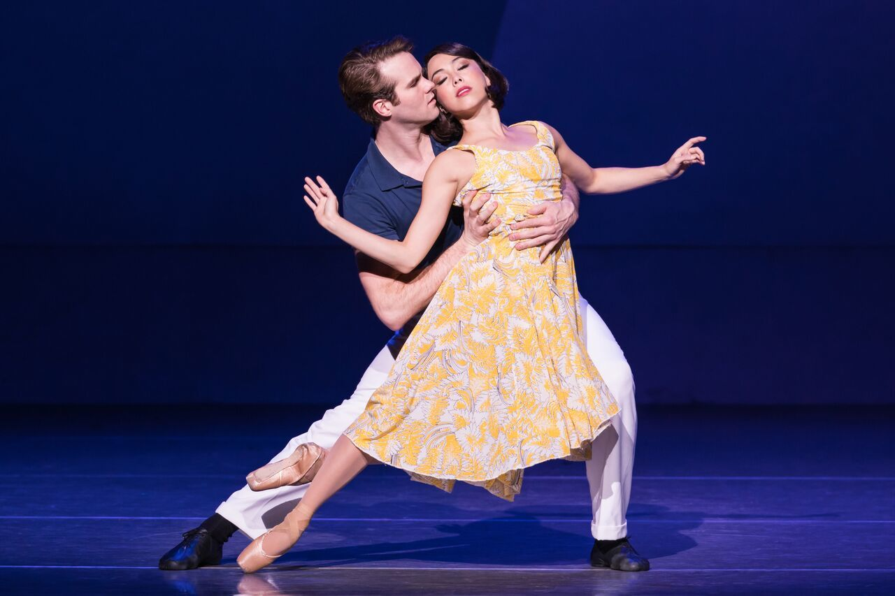 AN AMERICAN IN PARIS Leaves a Trail of Stardust at The Hippodrome