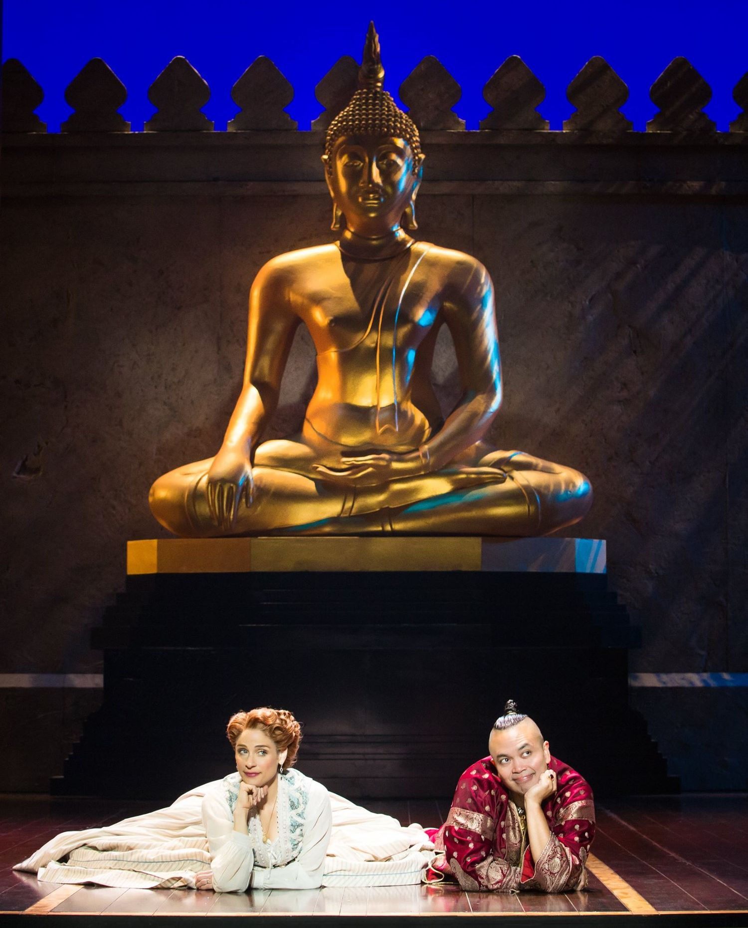 BWW Review: THE KING AND I was 'Something Wonderful' at The Aronoff Center For The Arts