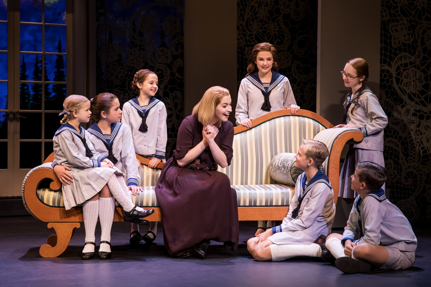 BWW Review: The Hills are Revived in THE SOUND OF MUSIC at Altria Theatre