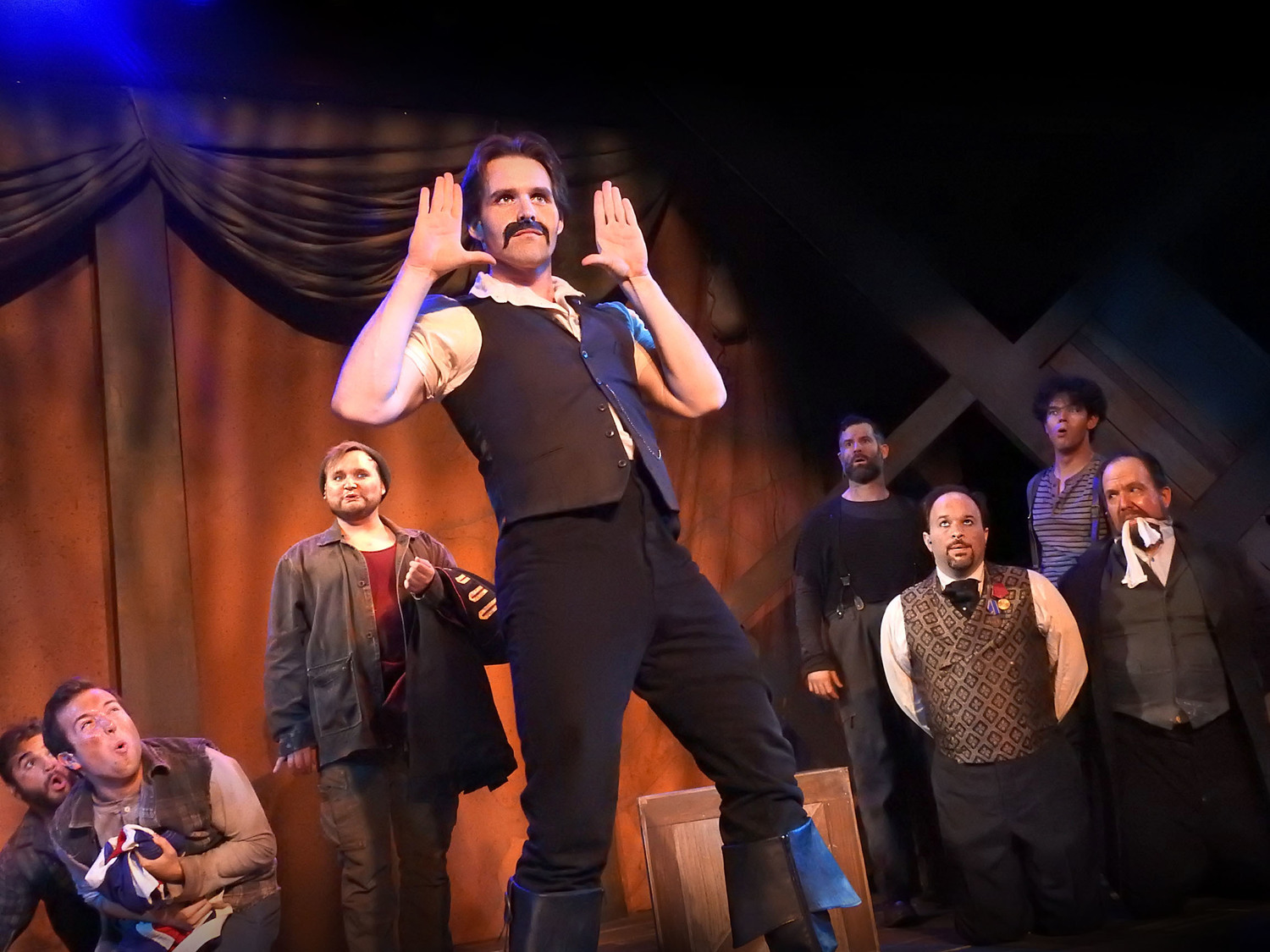 BWW Review: PETER AND THE STARCATCHER at Slow Burn