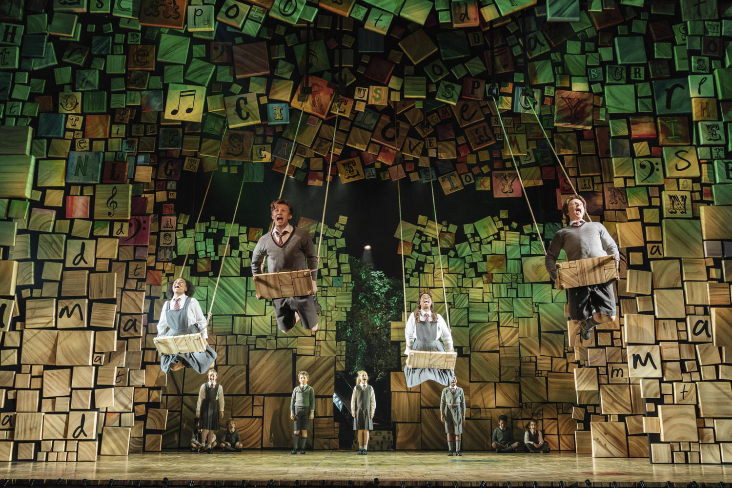 BWW Review: MATILDA THE MUSICAL, Bristol Hippodrome