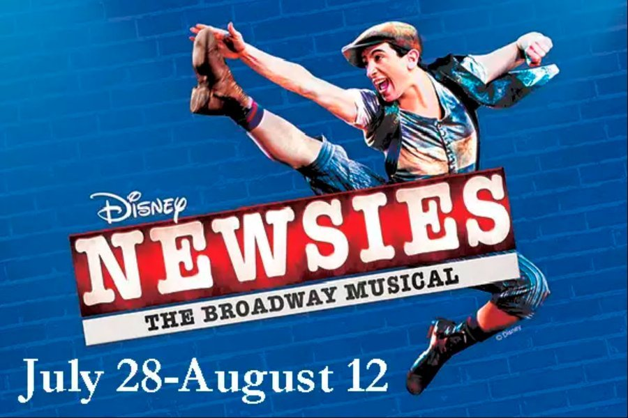 NEWSIES Dances Its Way To The Fort Wayne Civic Theatre This Summer