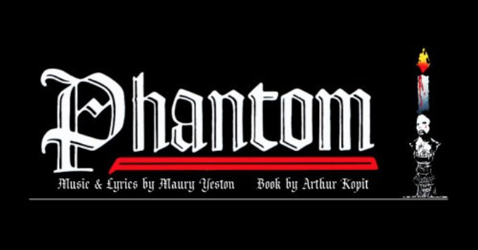 PHANTOM Comes To Westchester Broadway Theatre