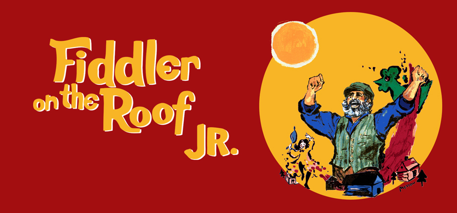 FIDDLER ON THE ROOF, JR. Comes To Western Wyoming Community College Today