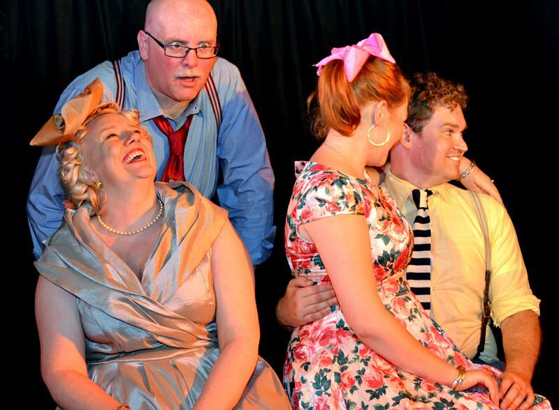 BWW Review: THE TAMING OF THE SHREW at The Tin Shed At The Wheatsheaf Hotel