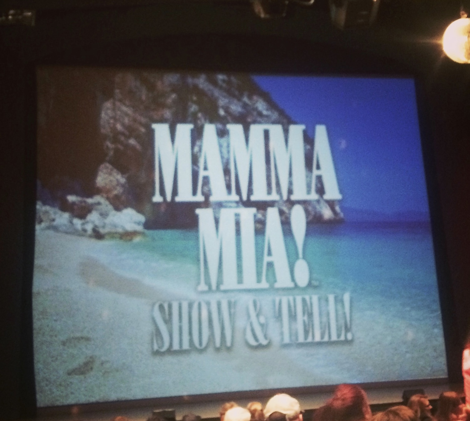 BWW Feature: MAMMA MIA! Show and Tell at Neptune Theatre