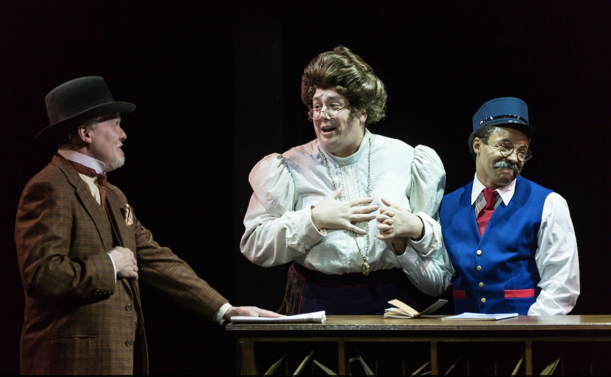 Review Roundup: BASKERVILLE at Long Wharf Theatre
