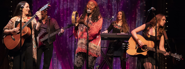 BWW Review: GUITAR GIRLS at Florida Studio Theatre