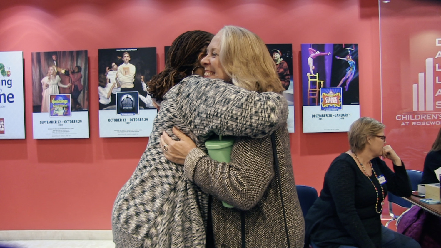 BWW Interview: Cheryl Allison, Denise Lee, Wendy Welch of SHATTER THE SILENCE at the USA Film Festival