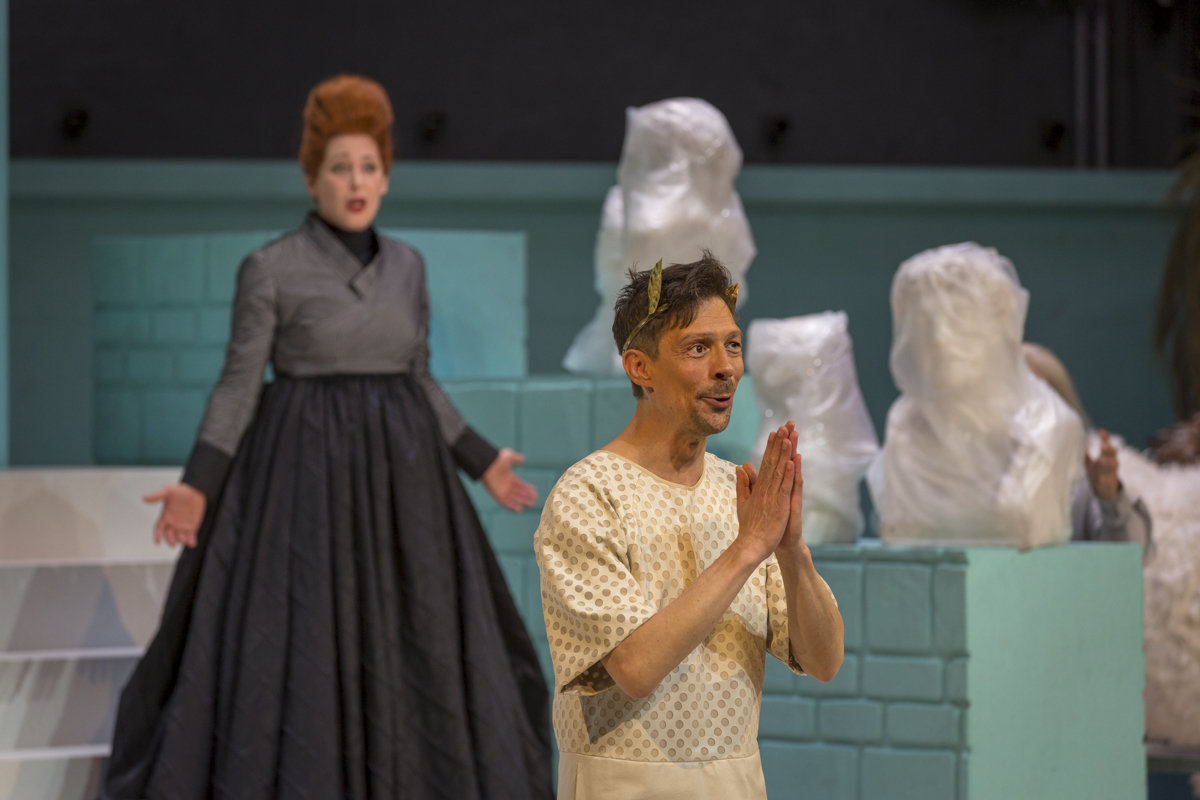 ROMULUS THE GREAT Comes To Theater Basel Through 5/29