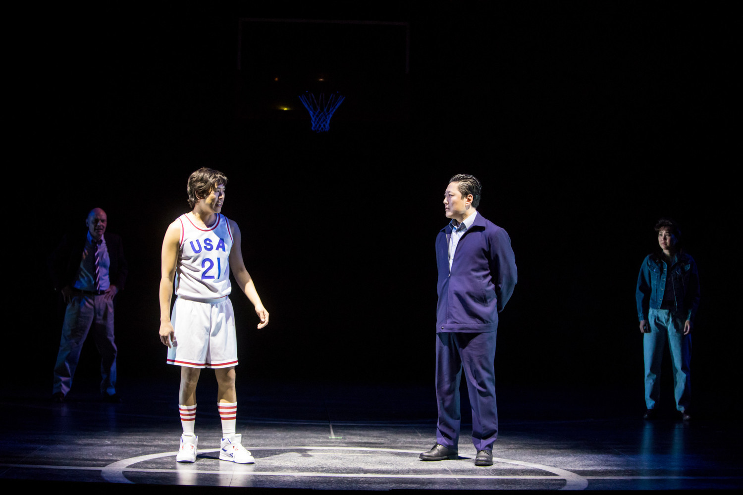 BWW Commentary: Ponder THE GREAT LEAP From Sports to Politics at the Guthrie's Proscenium Stage
