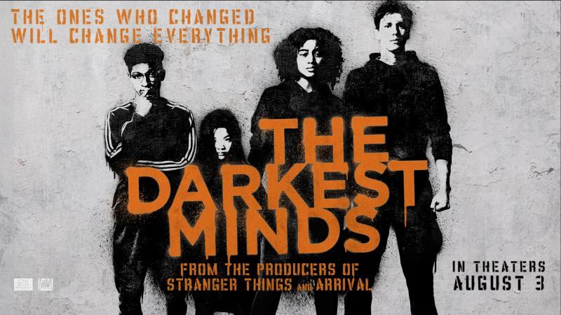 BWW Review: THE DARKEST MINDS: Movie Edition by Alexandra Bracken
