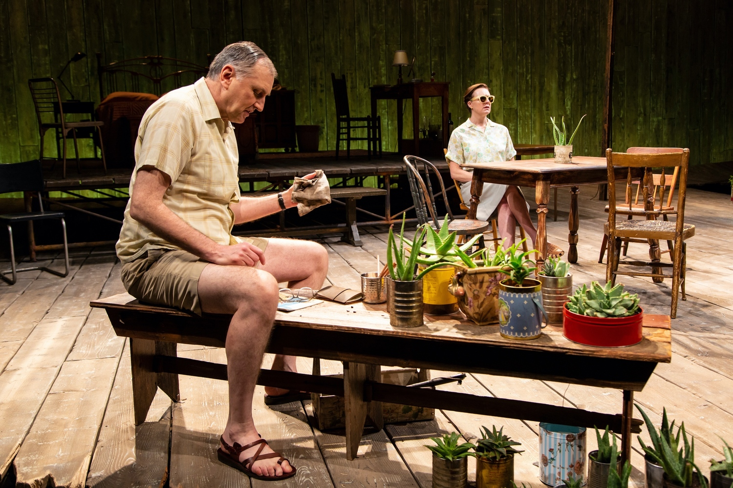 BWW Review: A LESSON FROM ALOES at Hartford Stage