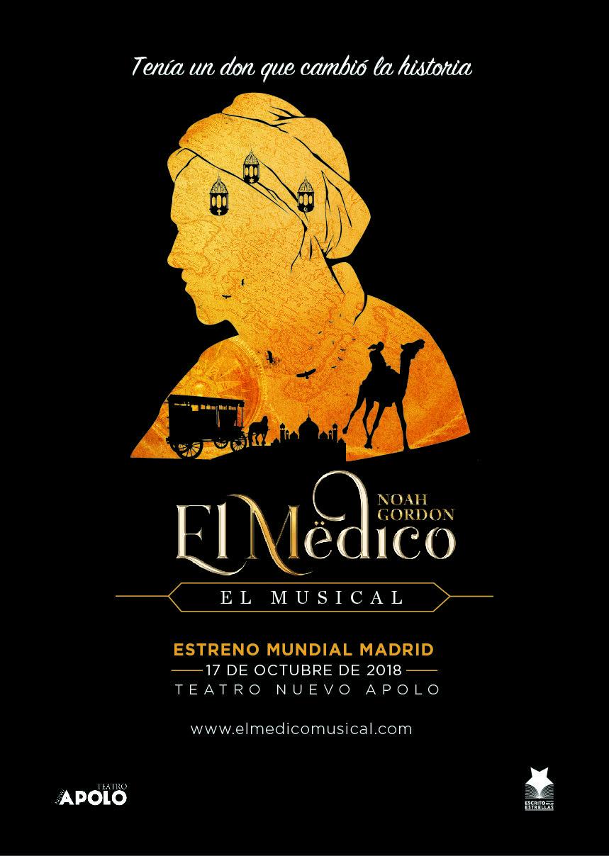 EL MEDICO ofrece entradas para disfrutar el musical junto a la orquesta