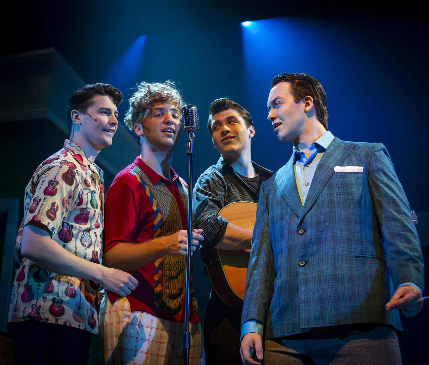 BWW Road-Trip Review: MILLION DOLLAR QUARTET at Peach State Summer Theatre