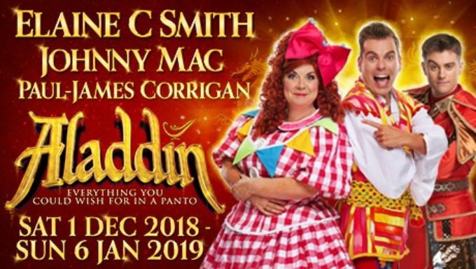 BWW Review: ALADDIN, King's Theatre, Glasgow