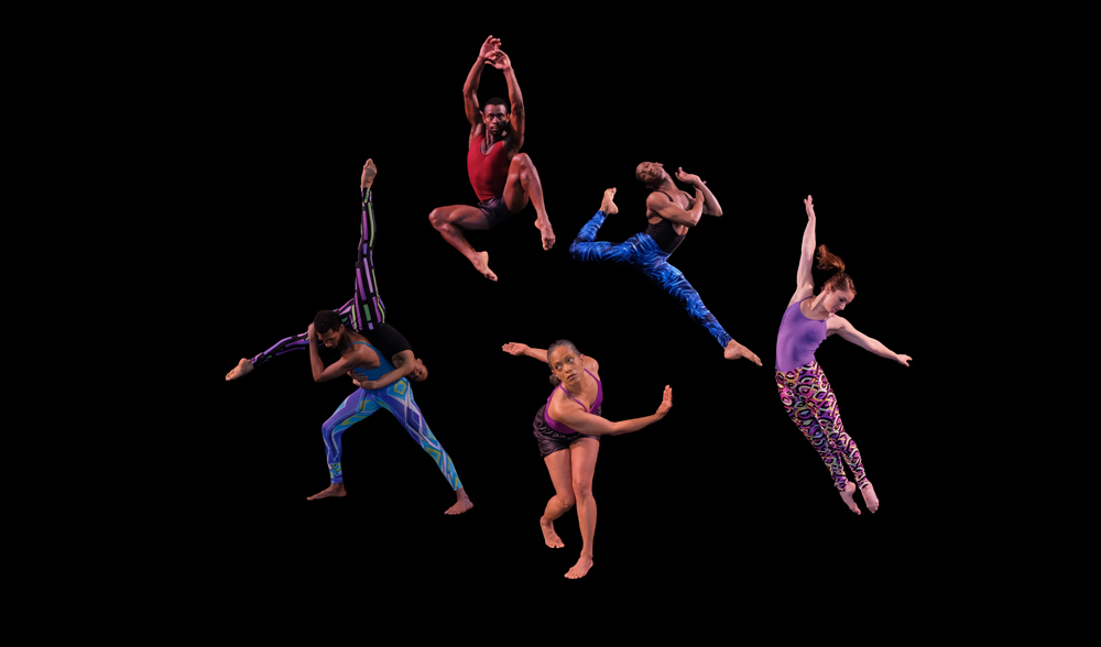 The Curtain Is About To Go Up on Garth Fagan Dance at Joyce Theater