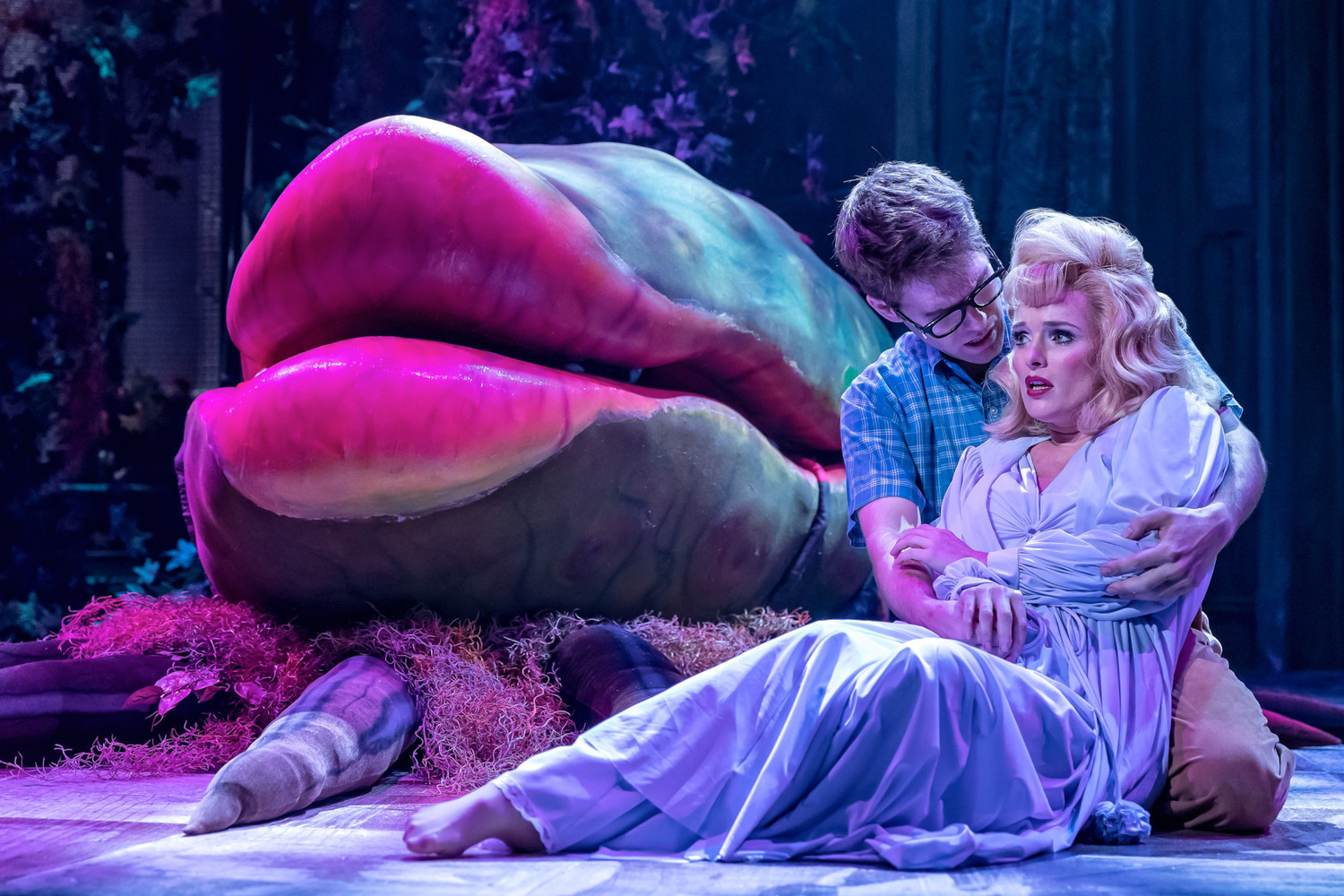 BWW Review: LITTLE SHOP OF HORRORS at Drury Lane Theatre blends humor and heart