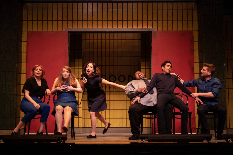 BWW Review: Second City Toronto's Hilarious Ensemble Struts Their Stuff in WALKING ON BOMBSHELLS