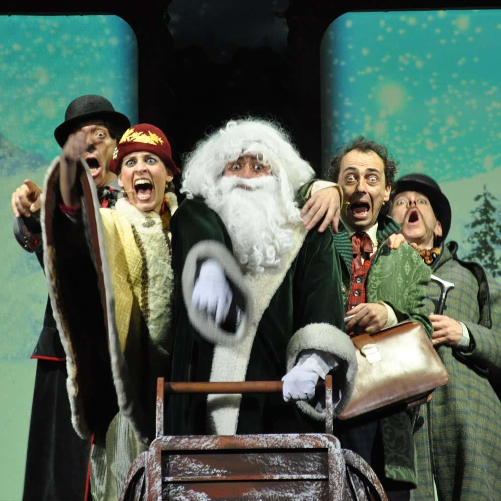 LA VUELTA AL MUNDO EN 80 DÍAS llega al Teatro Sanpol