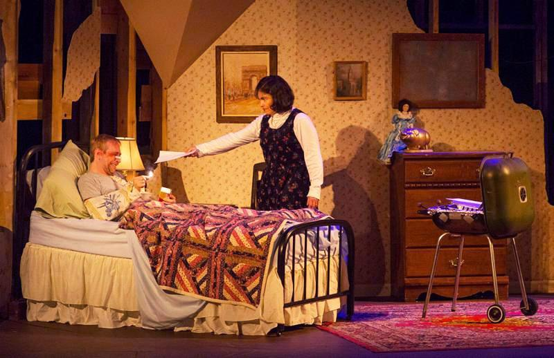 BWW Review: MISERY at Penobscot Theatre - Bangor, ME