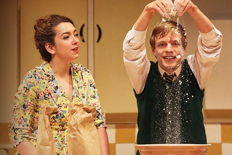 BWW Review: TOAST, The Other Palace