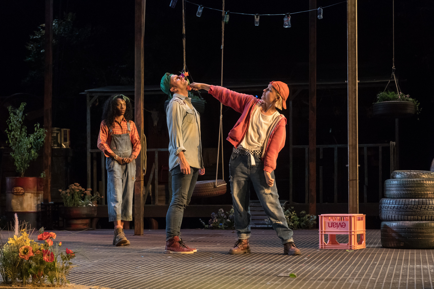 BWW Review: AS YOU LIKE IT, Regent's Park Open Air Theatre