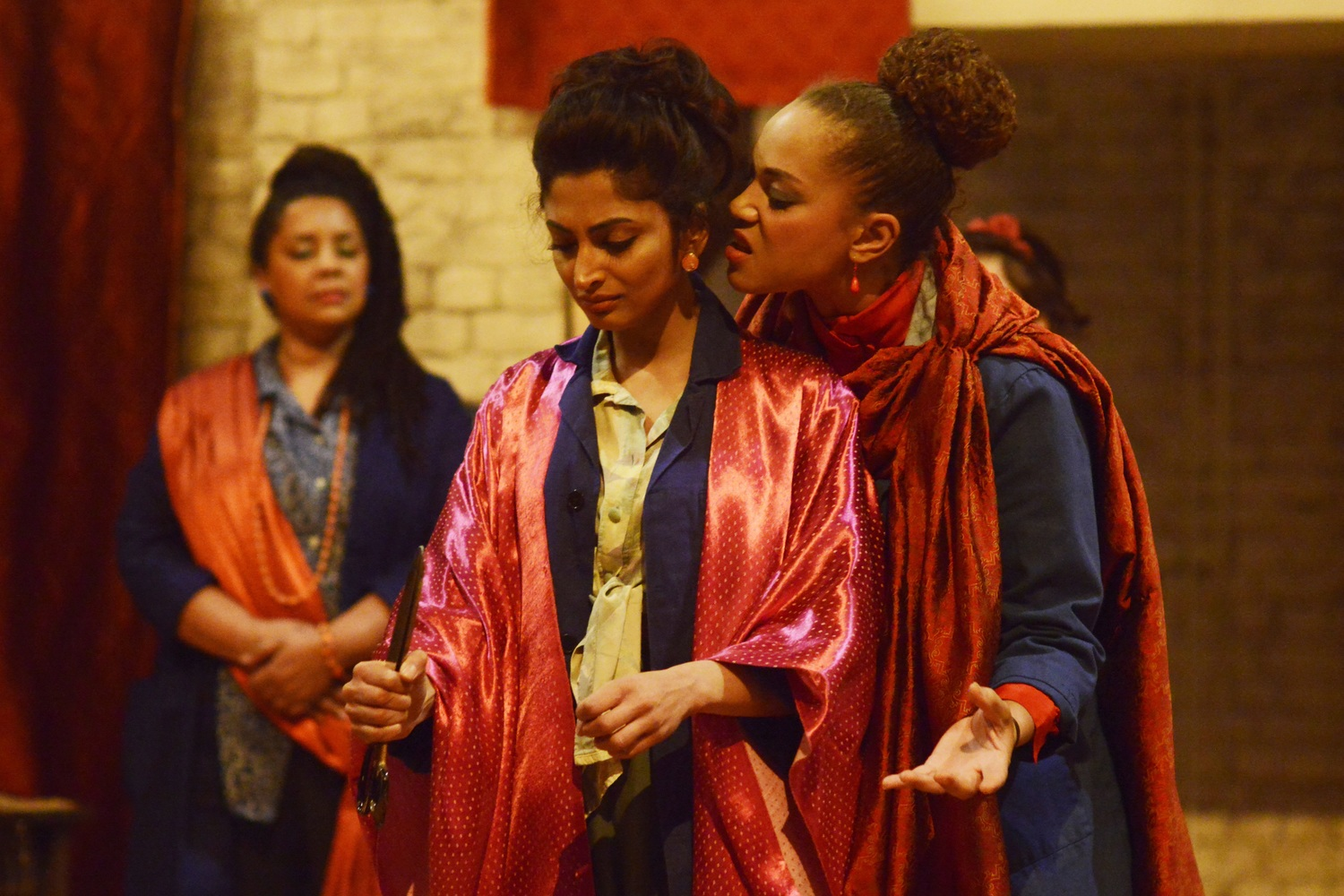 BWW Review: THE CAPTIVE QUEEN, Sam Wanamaker Playhouse