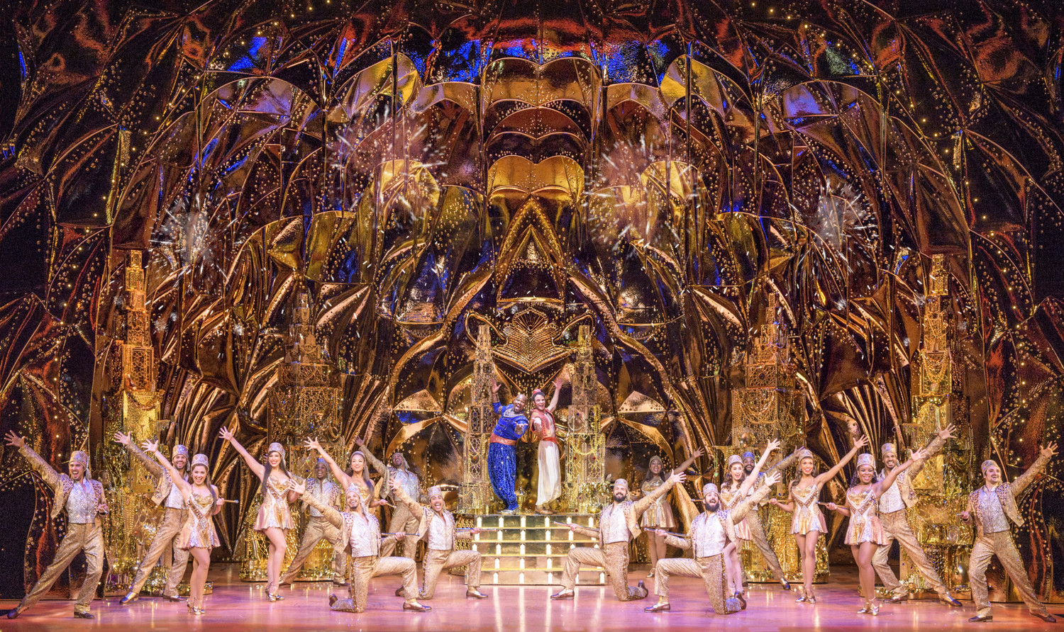 BWW Review: ALADDIN Finds Gold With its Own Cave of Wonders at Orpheum Theater