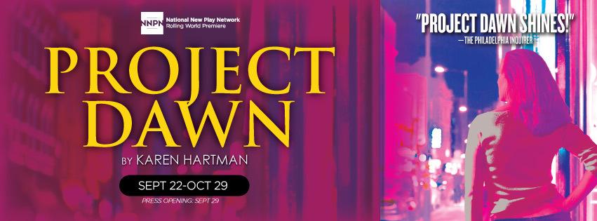 BWW Interview: Lauren Morris of PROJECT DAWN at Horizon Theatre
