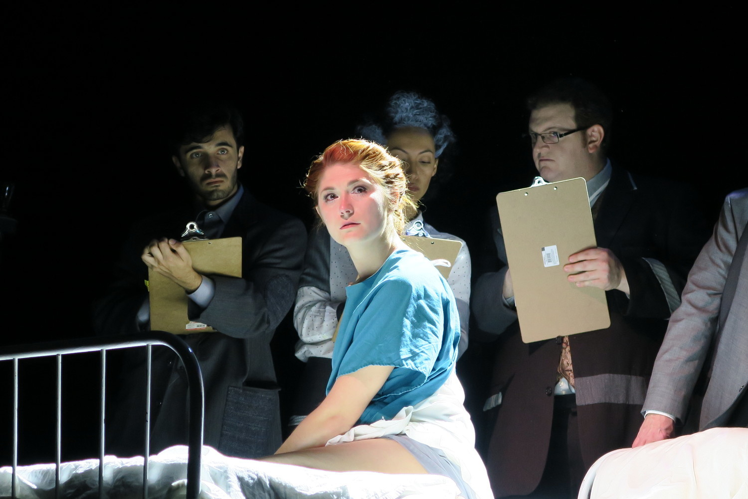 BWW Review: CalRep Shines Light on a Woman's Struggle For Freedom in Powerful Production of MACHINAL at CSULB
