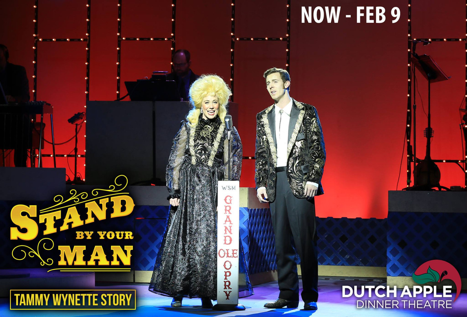 BWW Review: STAND BY YOUR MAN at Dutch Apple Dinner Theatre