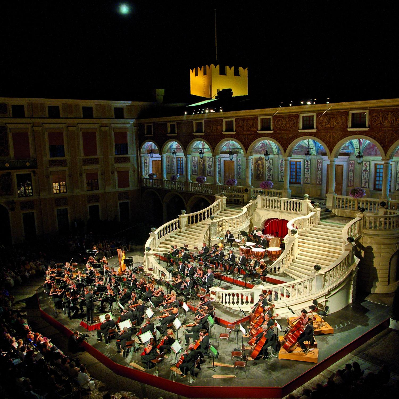 BWW Review: CONCERT AT THE PRINCE'S PALACE at Palais De Monaco - A Royal Treat Under The Stars
