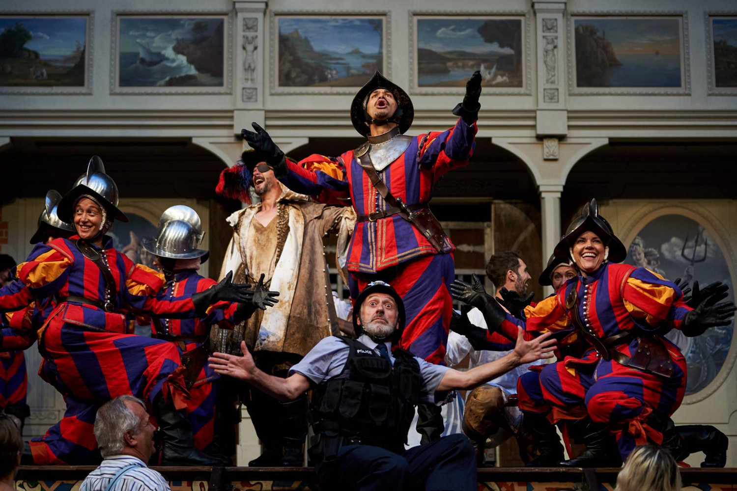 BWW Review: MEASURE FOR MEASURE at Pop-up Globe Auckland