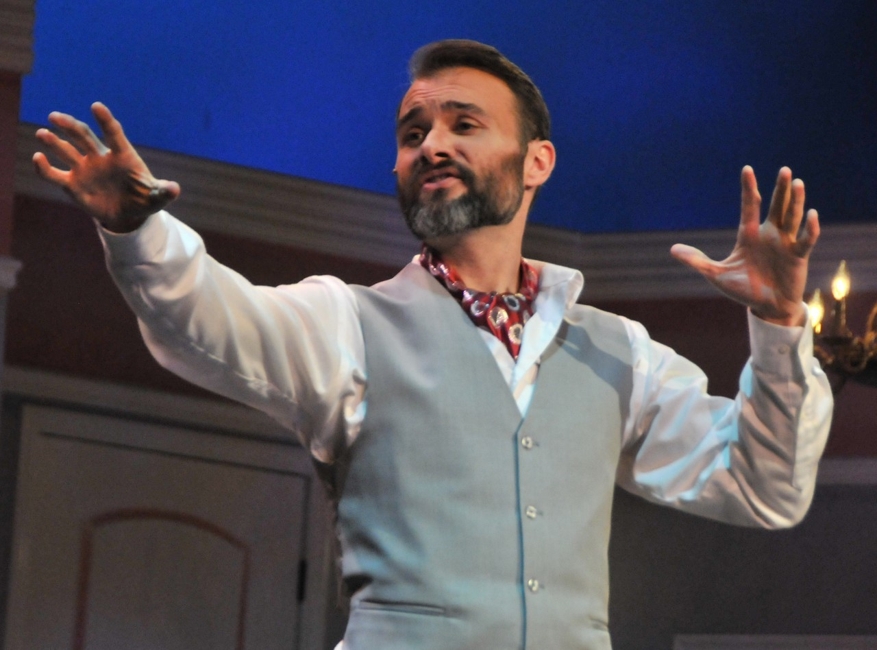 BWW Review: LEND ME A TENOR at The Palace Theater