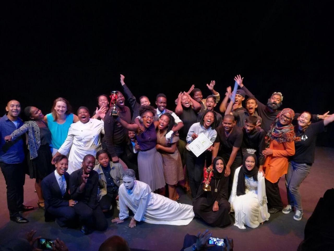 Eighth Edition of the Shakespeare Schools Festival South Africa Brings the Bard to the Artscape and Baxter Stages in April and May