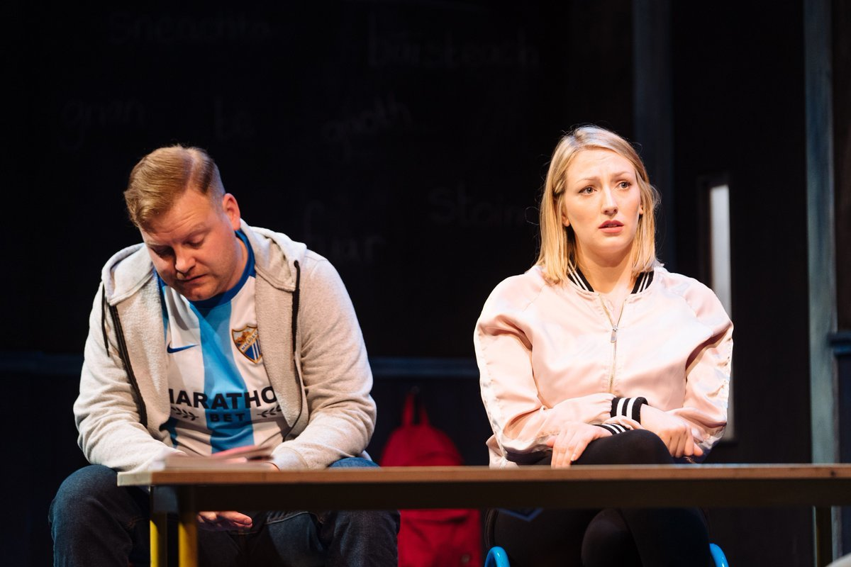 BWW Review: CLASS, Bush Theatre