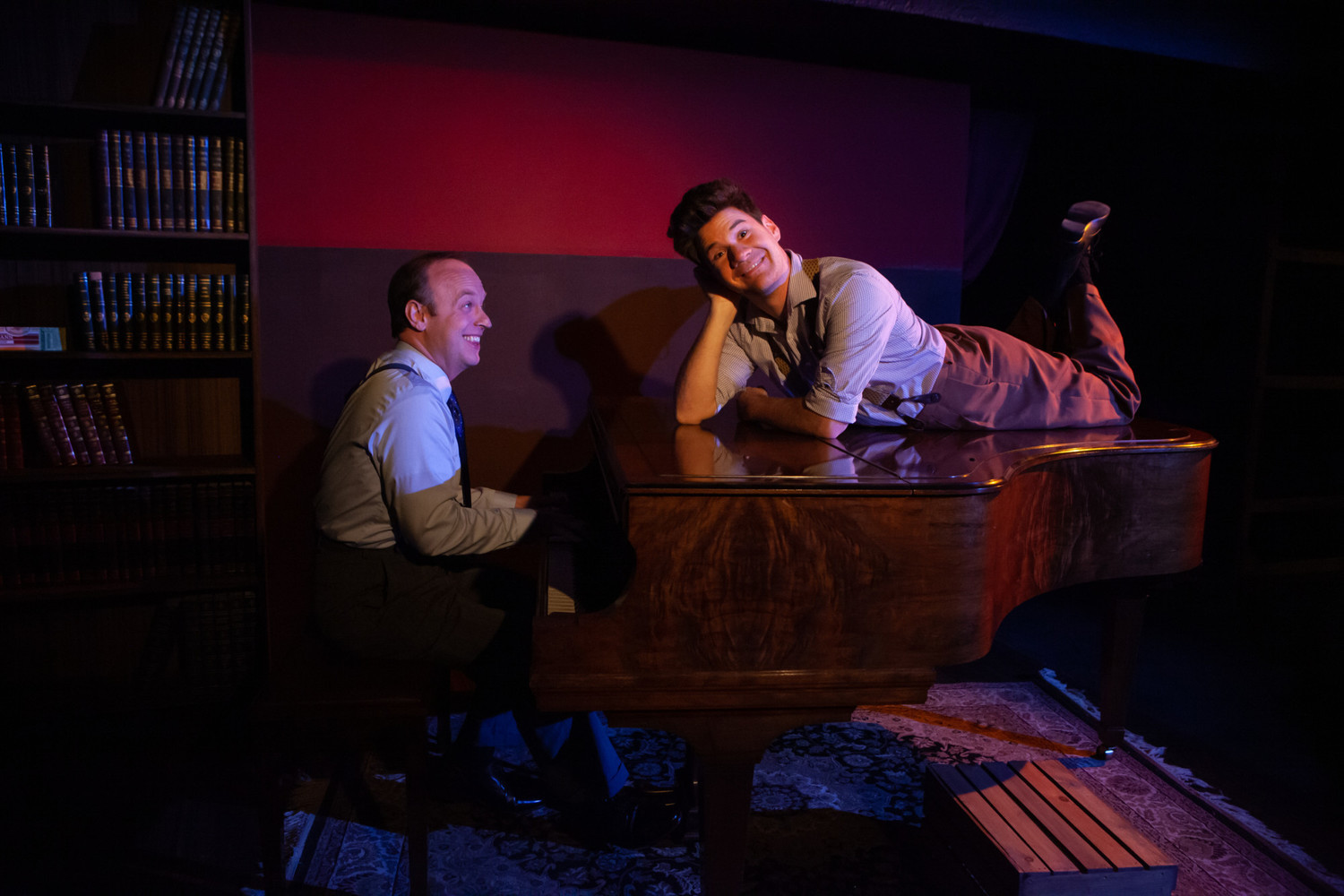 BWW Review: MURDER FOR TWO Kicks Off the New Year With a Bang at Sacramento Theatre Company