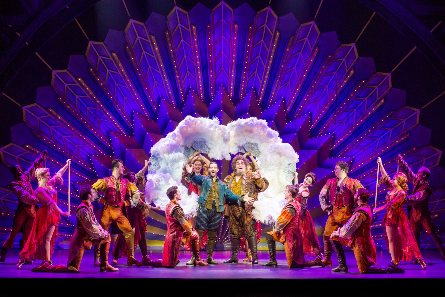 BWW Interview: A Sneak Peak at SOMETHING ROTTEN! with Matthew Janisse