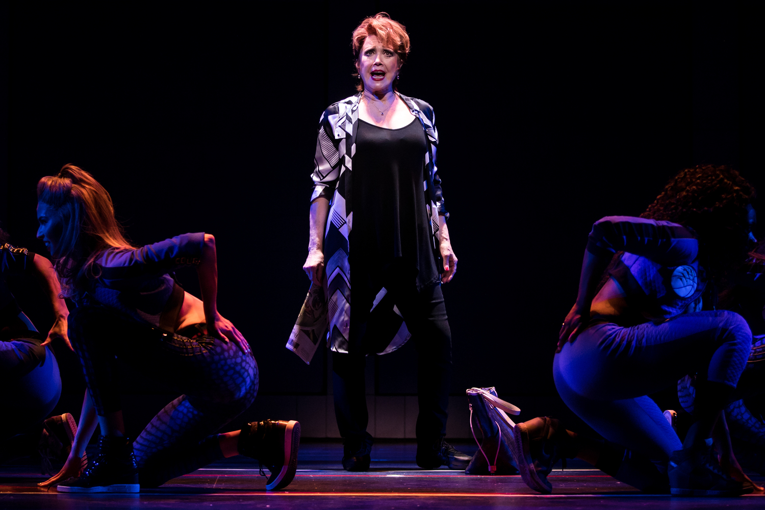 BWW Interview: Donna McKechnie on Dancing in HALF TIME at Paper Mill Playhouse
