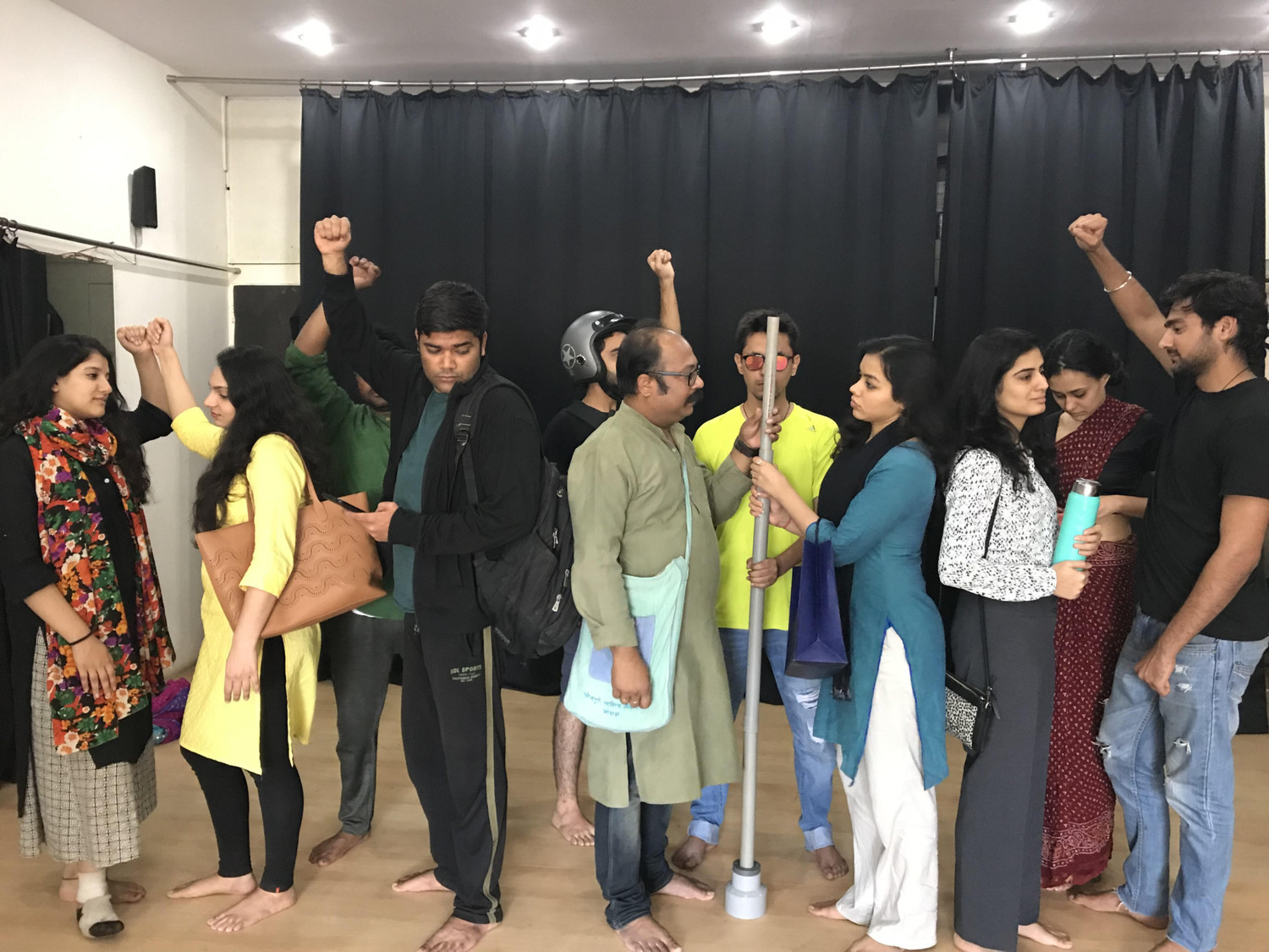 BWW Feature: HINDI PLAY OPEN CAST To Premier At NCPA