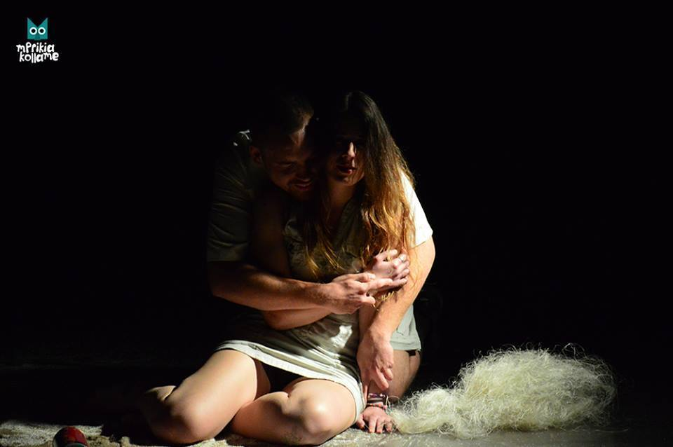 BWW Review: THE SCREAM OF SILENCE  at Studio 29A Thessaloniki